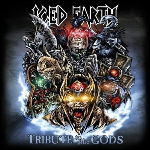 Bild 1: Iced Earth, Tribute to the gods (2002, digi)