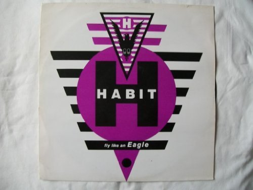 Bild 1: Habit, Fly like an eagle (Subwoofer, 1990, UK)