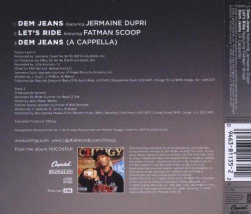 Bild 2: Chingy, Dem jeans (2006, feat. Jermaine Dupri)