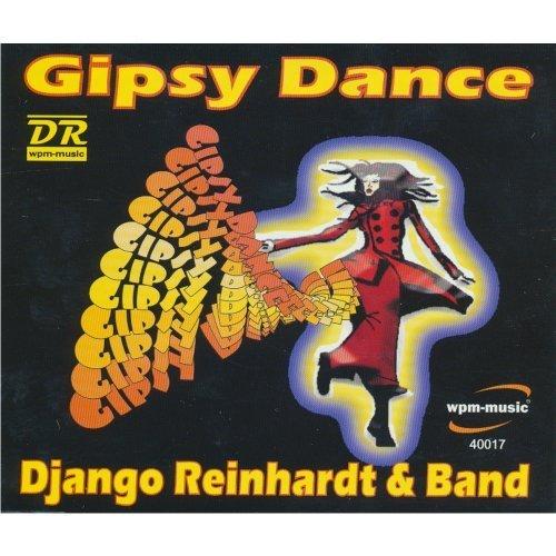 Bild 1: Django Reinhardt, Gipsy dance (5 tracks, 2002, & Band)