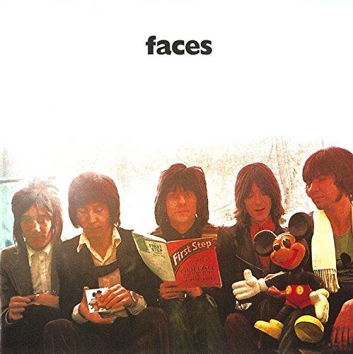 Bild 1: Faces, First step (1970)