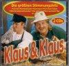 Klaus & Klaus, Die größten Stimmungshits (36 tracks, 2003)