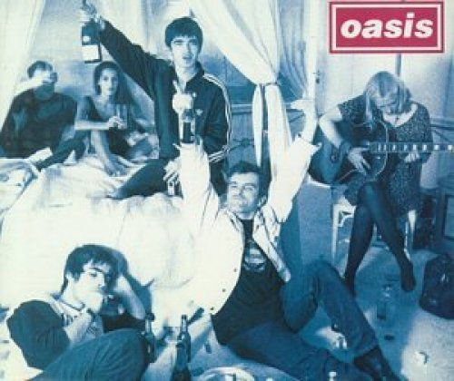 Bild 1: Oasis, Cigarettes & alcohol (1994, #5670190)