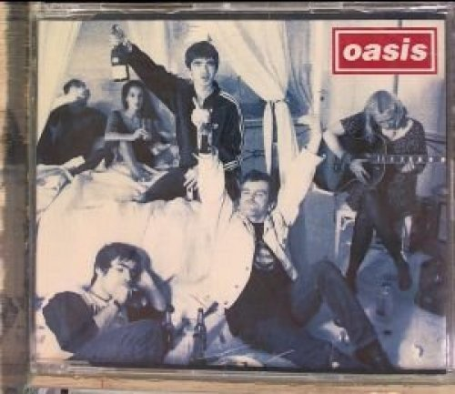 Bild 2: Oasis, Cigarettes & alcohol (1994, #5670190)