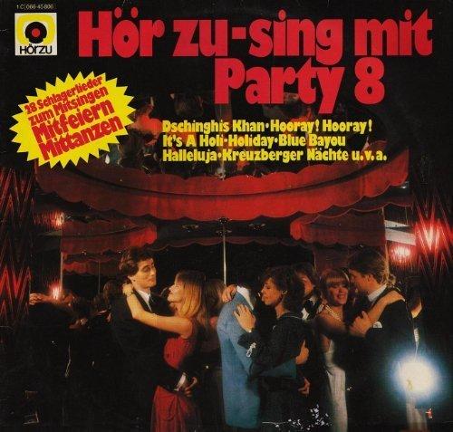 Bild 1: Hör Zu Sing mit Party 8, (1979)