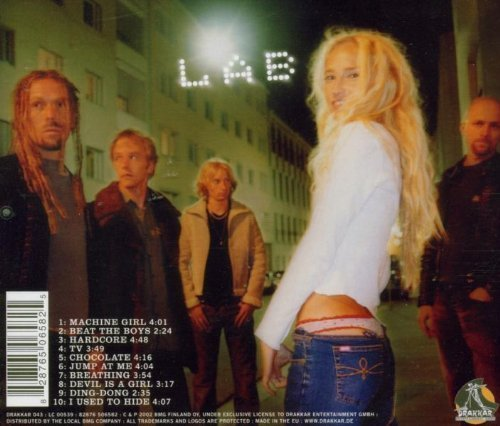 Bild 2: LAB, Devil is a girl (2002)