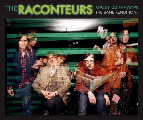 Bild 1: Raconteurs, Steady, as she goes (2006; 2 tracks)