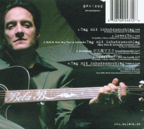 Bild 2: Bela B., Tag mit Schutzumschlag (2006)