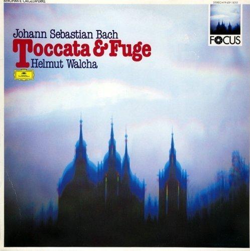 Bild 2: Bach, Toccata und Fuge d-moll, BWV 565.. (Helmut Walcha, Große Orgel der St. Laurenskerk, Alkmaar)