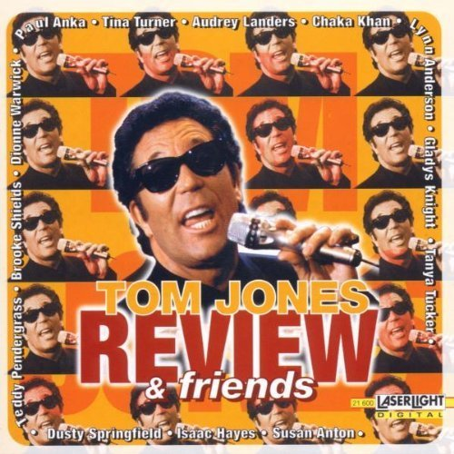 Bild 1: Tom Jones, Review-Live (& friends: Paul Anka, Audrey Landers..)