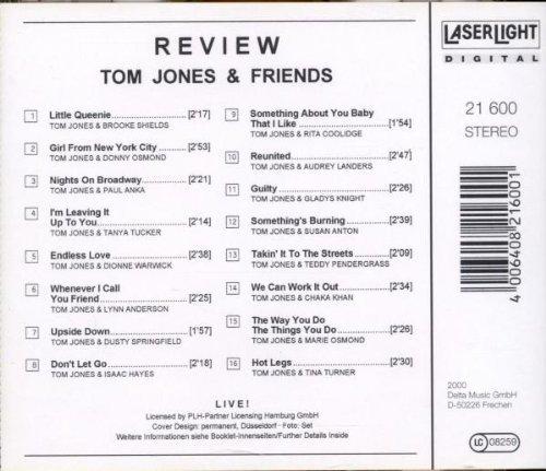 Bild 2: Tom Jones, Review-Live (& friends: Paul Anka, Audrey Landers..)