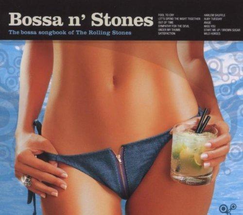 Bild 1: Rolling Stones, Bossa n' Stones-Electro-bossa songbook of (2006, digi, v.a.: Scubba, Amazonics..)