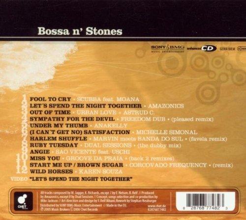 Bild 2: Rolling Stones, Bossa n' Stones-Electro-bossa songbook of (2006, digi, v.a.: Scubba, Amazonics..)