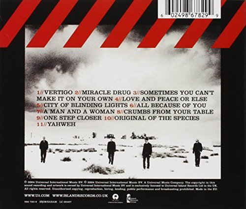 Bild 2: U2, How to dismantle an atomic bomb (2004, #9867829)