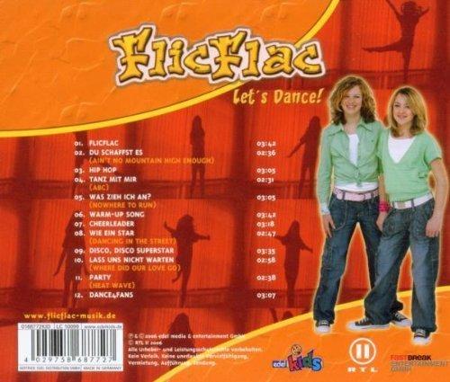 Bild 2: FlicFlac, Let's dance! (2006)