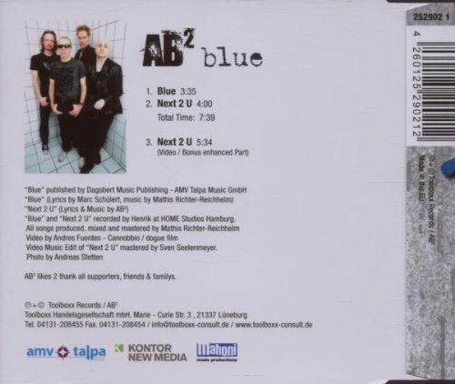 Bild 2: AB², Blue (2007)
