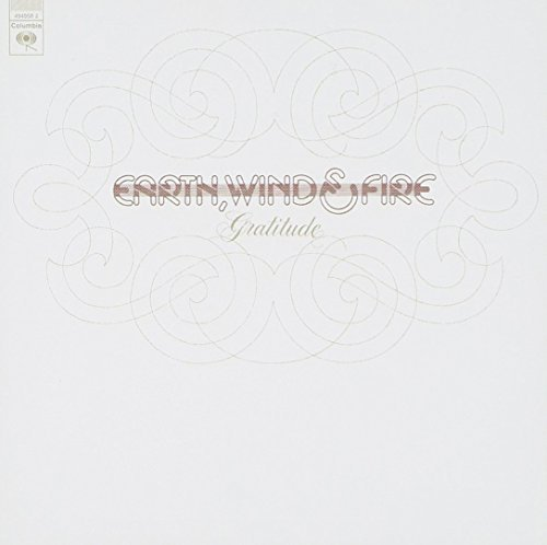 Bild 1: Earth Wind & Fire, Gratitude (1975/99)