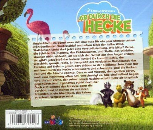Bild 2: Ab durch die Hecke (2006),