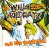 Willi Wildratz, das Kastanienmännchen, (5) und der Wasserfall