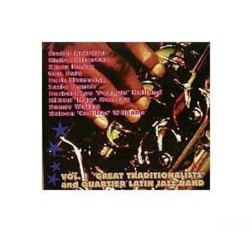 Bild 1: Quartier Latin Jazz Band, Vol. 1: Great traditionalists (1998, digi, feat. Benny Waters..)