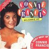 Connie Francis, Go, Connie, go-The very best of (1992)