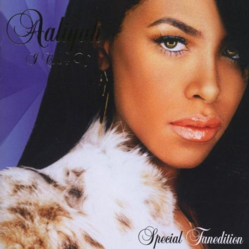 Bild 1: Aaliyah, I care 4 u-Fanedition (2003, CD/DVD)