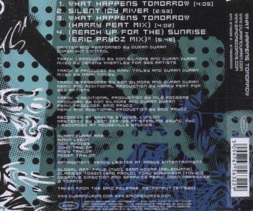 Bild 2: Duran Duran, What happens tomorrow (2004)