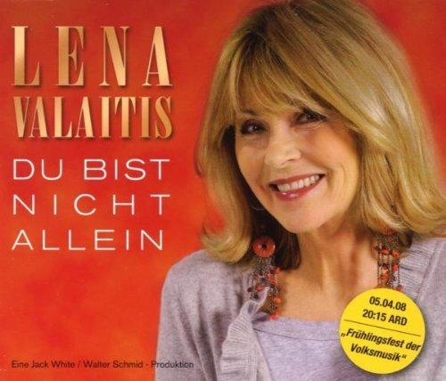 Bild 1: Lena Valaitis, Du bist nicht allein (2 tracks, 2008)