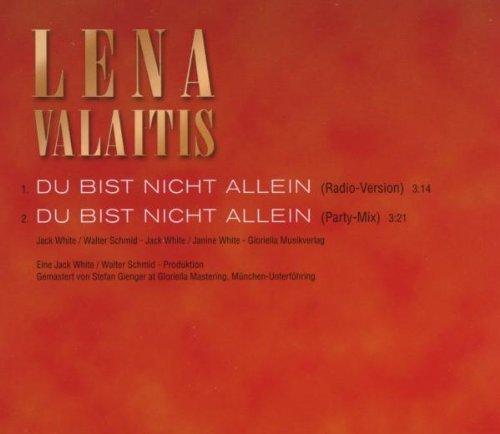 Bild 2: Lena Valaitis, Du bist nicht allein (2 tracks, 2008)
