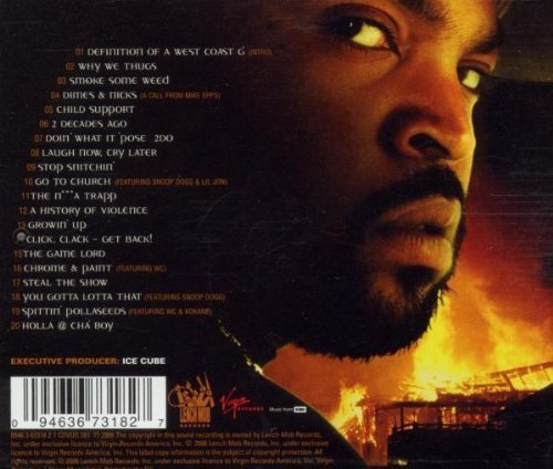Bild 2: Ice Cube, Laugh now, cry later (2006)