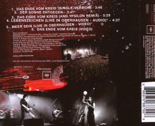 Bild 2: Silbermond, Das Ende vom Kreis (2007)