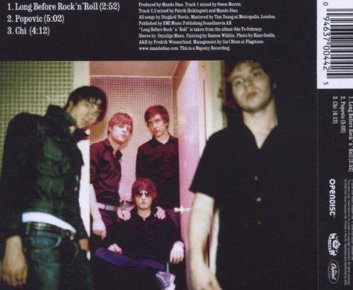 Bild 2: Mando Diao, Long before rock 'n' roll (2006)
