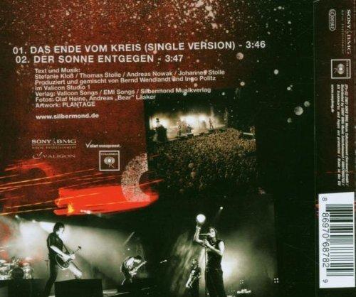 Bild 2: Silbermond, Das Ende vom Kreis (2007; 2 tracks)