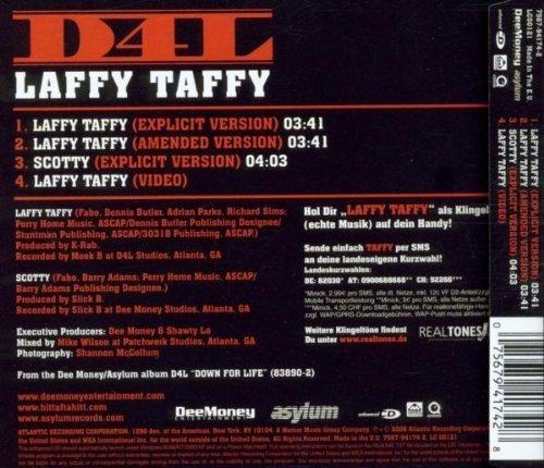 Bild 2: D4L, Laffy taffy (2006)