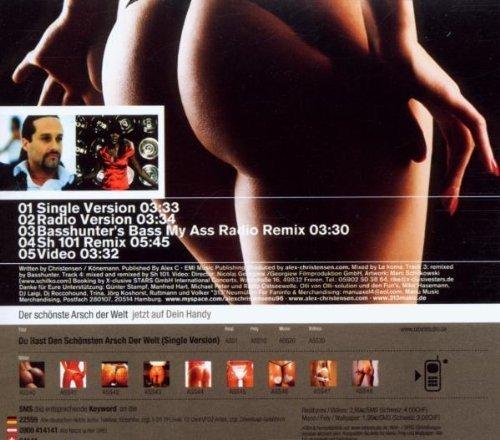 Bild 2: Alex C., Du hast den schönsten Arsch der Welt (2007, feat. Y-Ass)