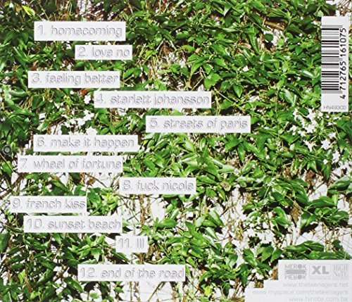 Bild 4: The Teenagers, Reality check
