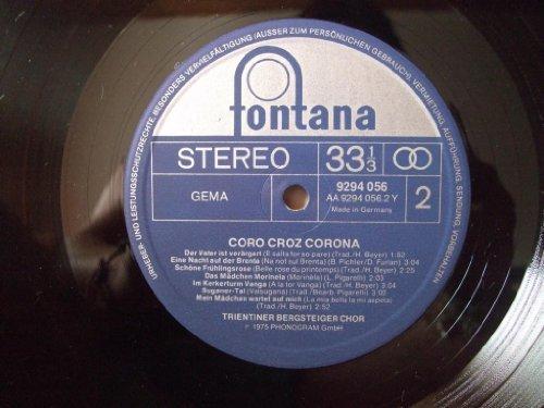 Bild 2: Trientiner Bergsteigerchor, Coro croz corona (1975)