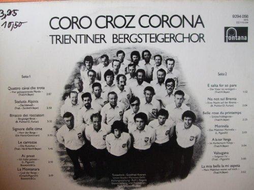 Bild 3: Trientiner Bergsteigerchor, Coro croz corona (1975)