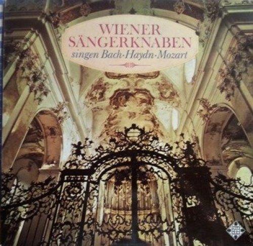 Bild 1: Wiener Sängerknaben, Singen Bach, Haydn und Mozart