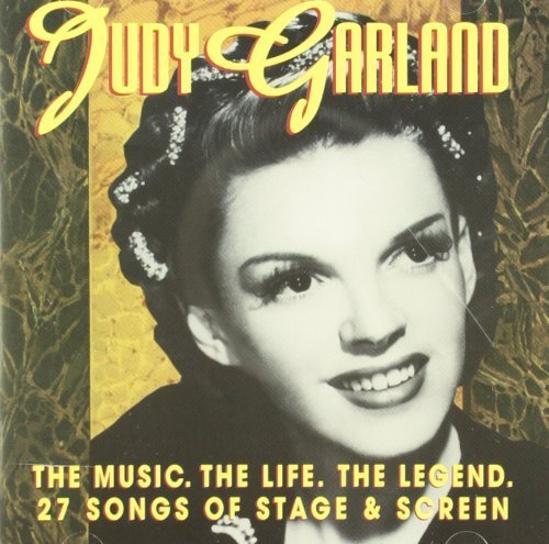 Bild 1: Judy Garland, Music. The life. The legend-27 songs of stage & screen