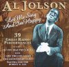 Al Jolson, Let me sing and I'm happy-39 great radio performances (2001)