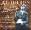 Al Jolson, Let me sing and I'm happy-39 great radio performances (2001)