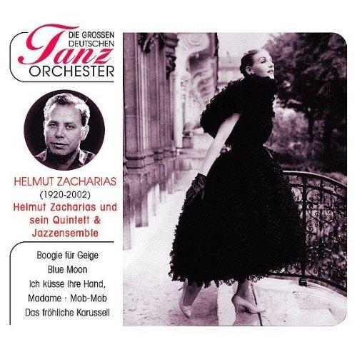 Bild 1: Helmut Zacharias, Die grossen deutschen Tanzorchester (Quintett & Jazzensemble, 1949-55)