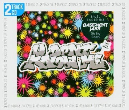 Bild 1: Basement Jaxx, U don't know me (2 tracks, 2005, feat. Lisa Kekaula)