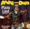 André van Duin, Pizza Lied (1993; 2 tracks, cardsleeve)