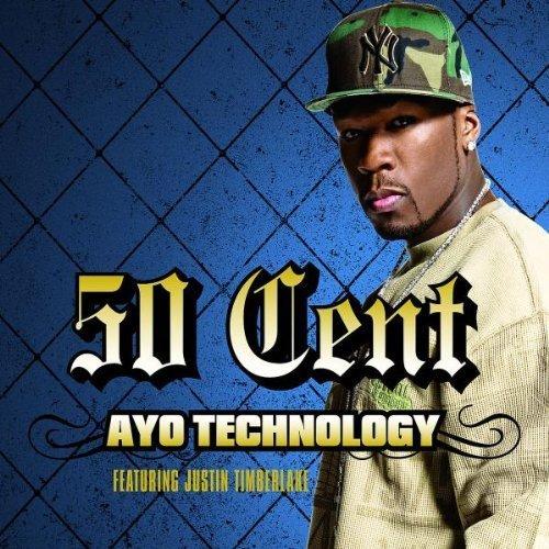 Bild 1: 50 Cent, Ayo technology (2007, feat. Justin Timberlake)