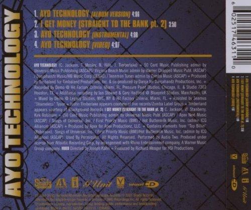 Bild 2: 50 Cent, Ayo technology (2007, feat. Justin Timberlake)