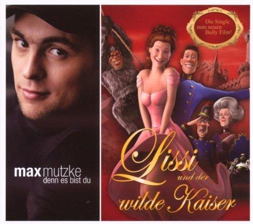 Bild 1: Max Mutzke, Denn es bist du (2007, digi)