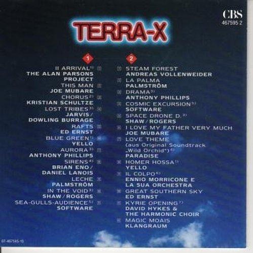 Bild 2: Terra-X (1990, ZDF), Alan Parsons Project, Andreas Vollenweider, Brian Eno, Yello..