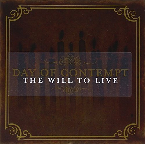 Bild 1: Day of Contempt, Will to live (e.p., 2005)